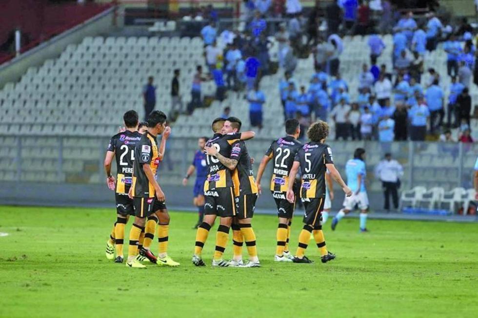 El Tigre le arranca un punto al Sporting Cristal