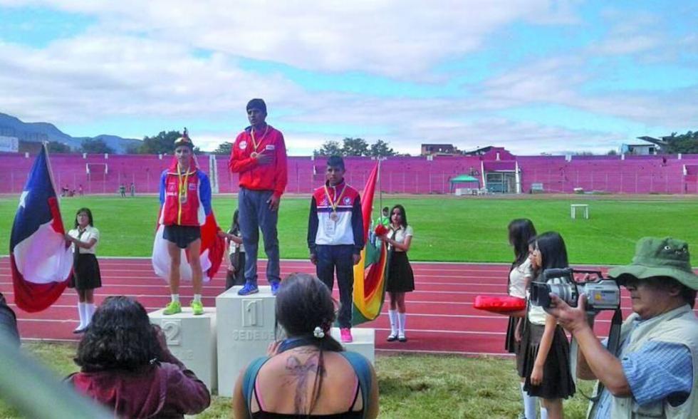 La selección de atletismo logra una plata y dos bronces