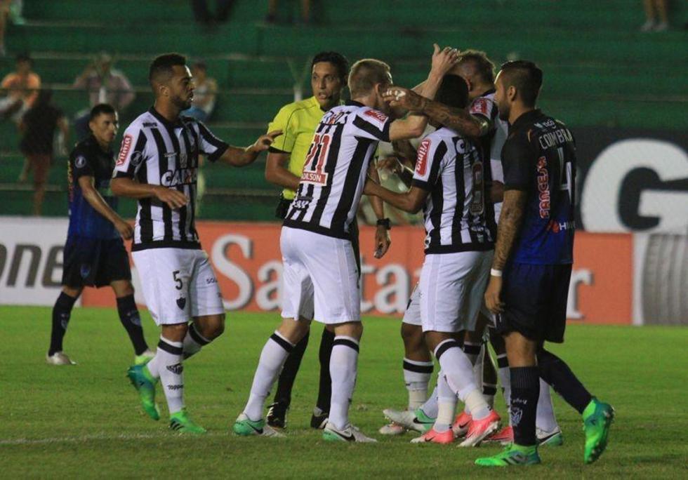 Sport Boys es goleado y eliminado de la Libertadores
