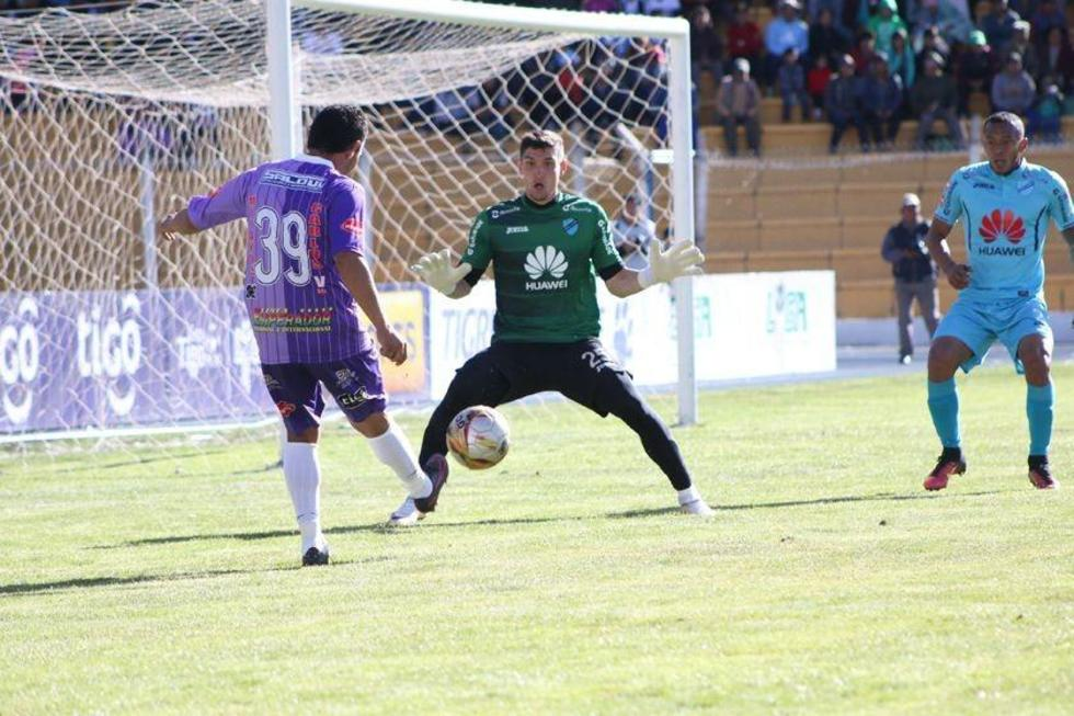 Darwin Peña enfrenta en un mano a mano a Matías Dituro.