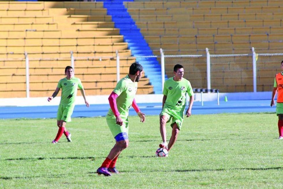Nacional Potosí buscará puntos hoy al enfrentar  a Sport Boys