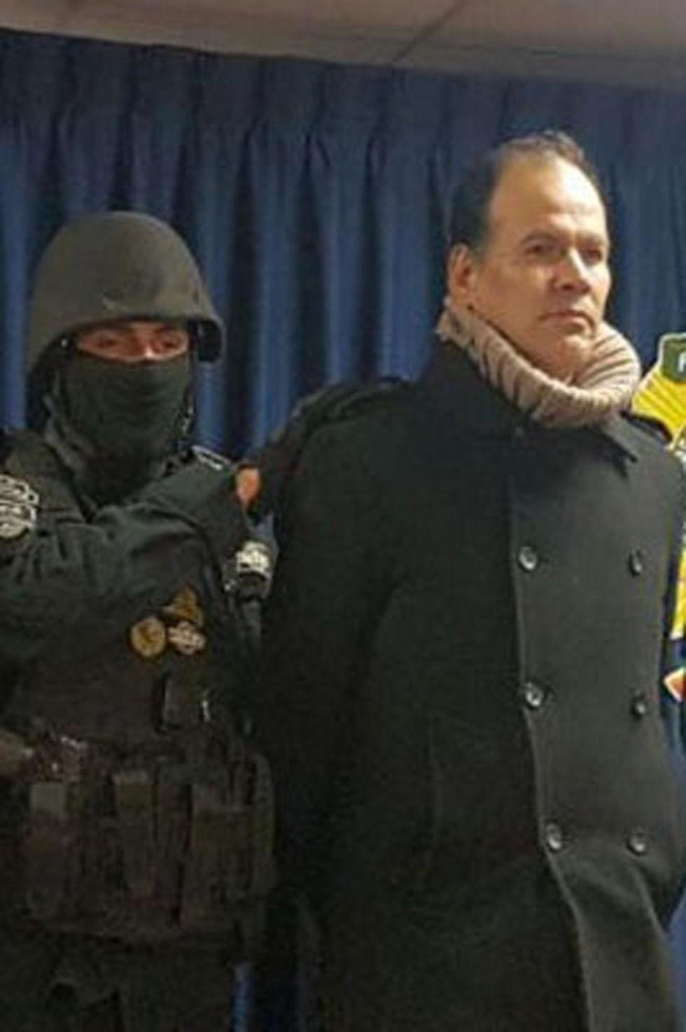 Envían a la cárcel a presunto líder de la guerrilla peruana