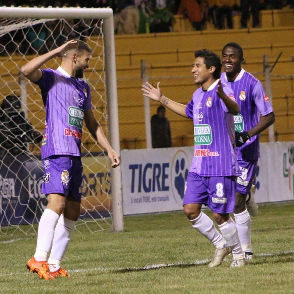 Real Potosí pretende subir al quinto lugar en el torneo Apertura