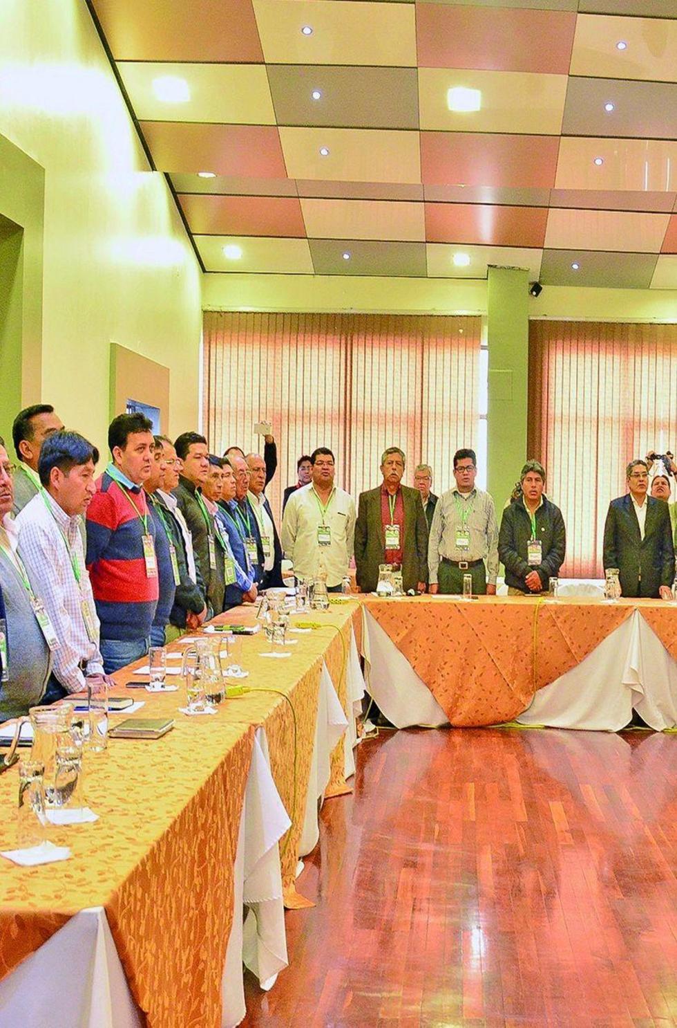 El fútbol boliviano se unifica y va tras nuevas metas