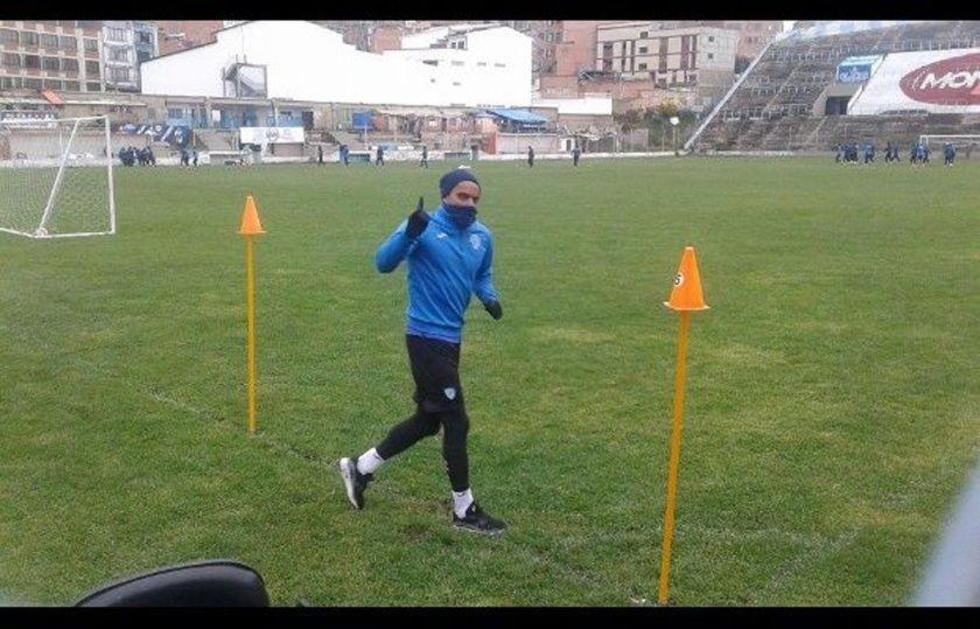 Ferreira jugará contra Wilstermann