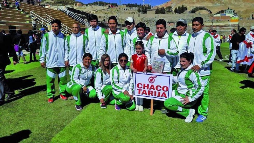 La representación del Chaco.