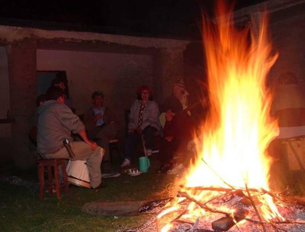 Multas por encender fogatas van de 300 a 2.000 Bolivianos