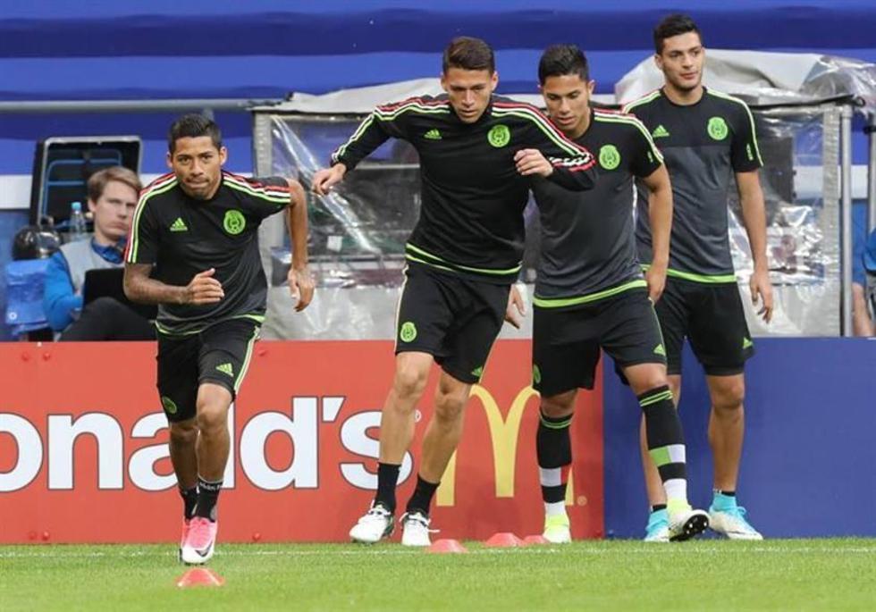 México busca los tres puntos ante Nueva Zelanda