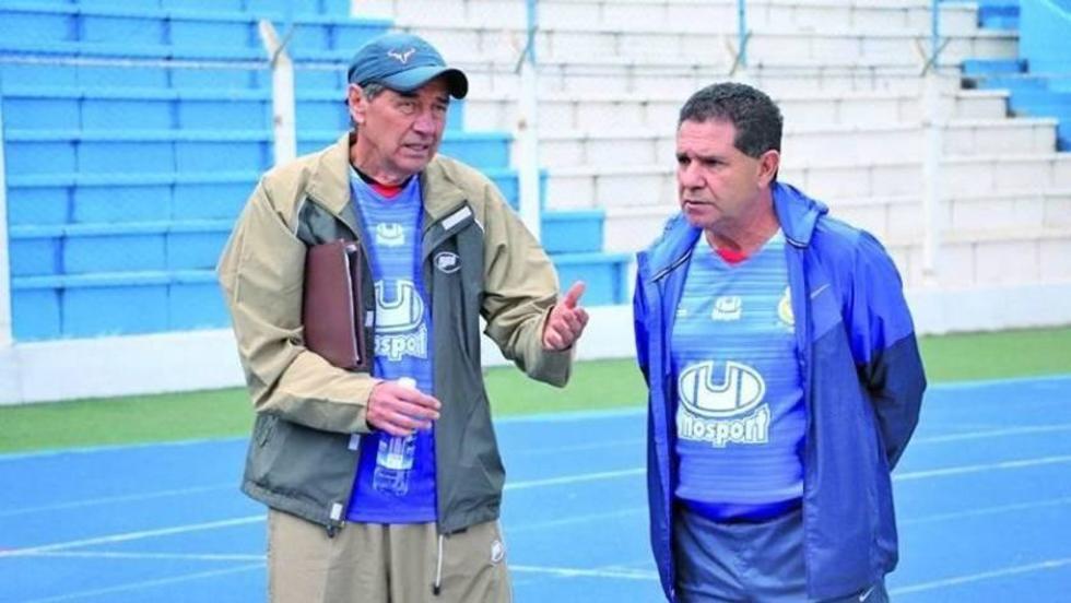 Adonis Troche se queda como técnico en Real Potosí