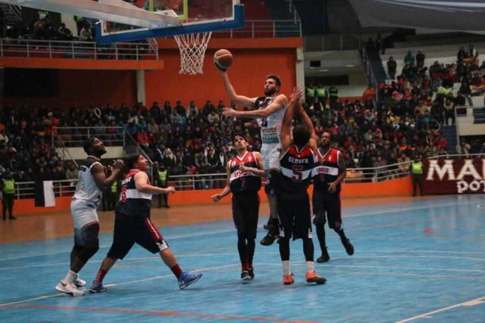El cotejo entre potosinos y cochabambinos corresponde a la novena fecha del campeonato.