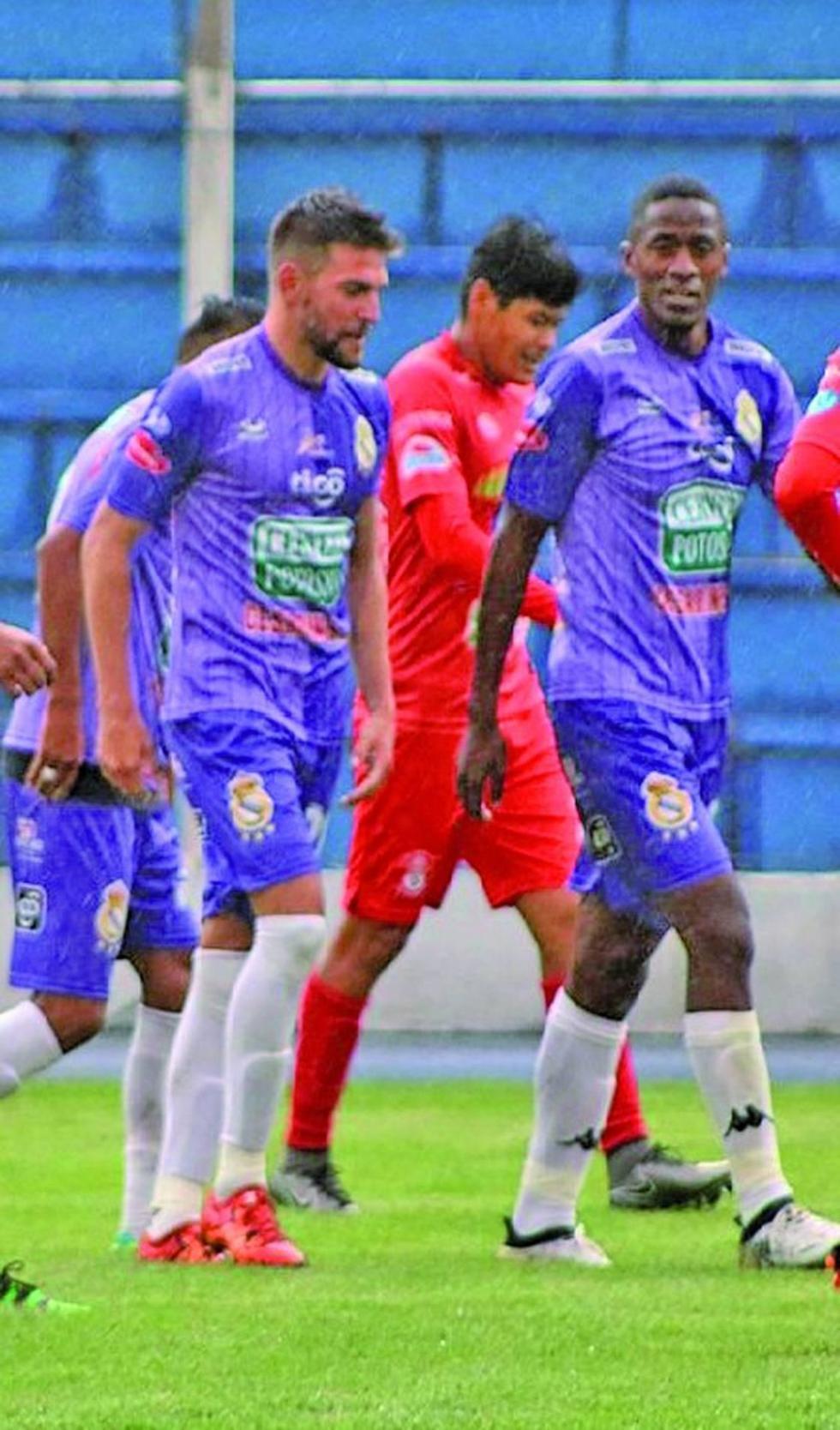 Real Potosí se despide con una derrota ante Guabirá