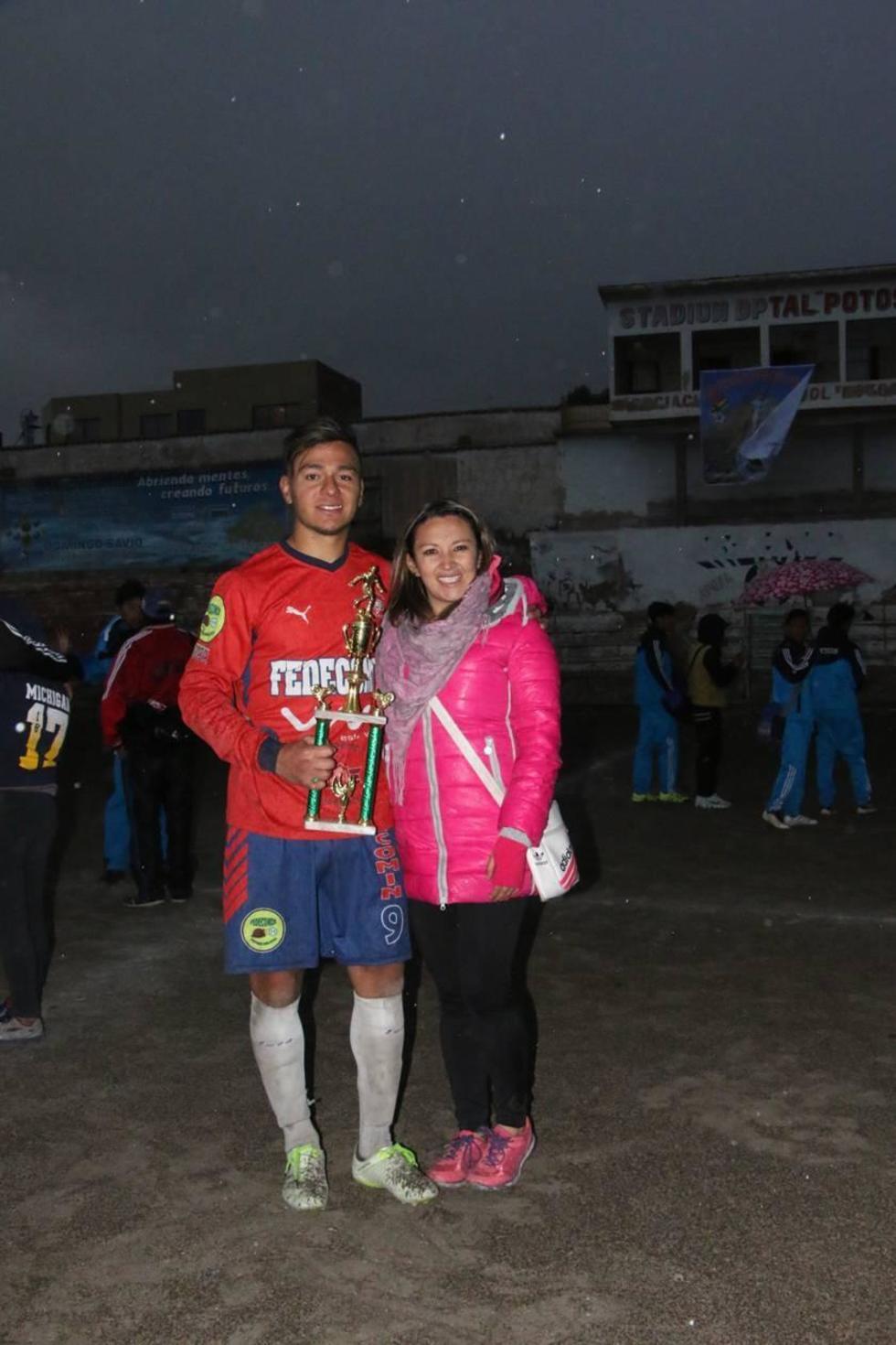 Juan Pablo Filipezuk fue el máximo artillero del torneo con 33 goles.