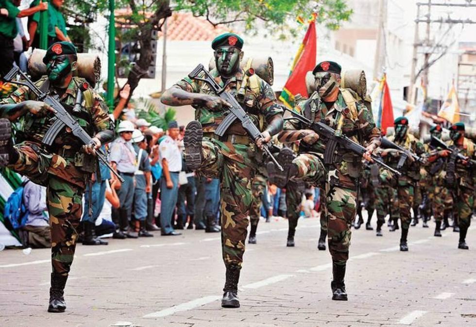 Las ventajas comenzaron en gobiernos pasados para tener la lealtad de una institución armada.
