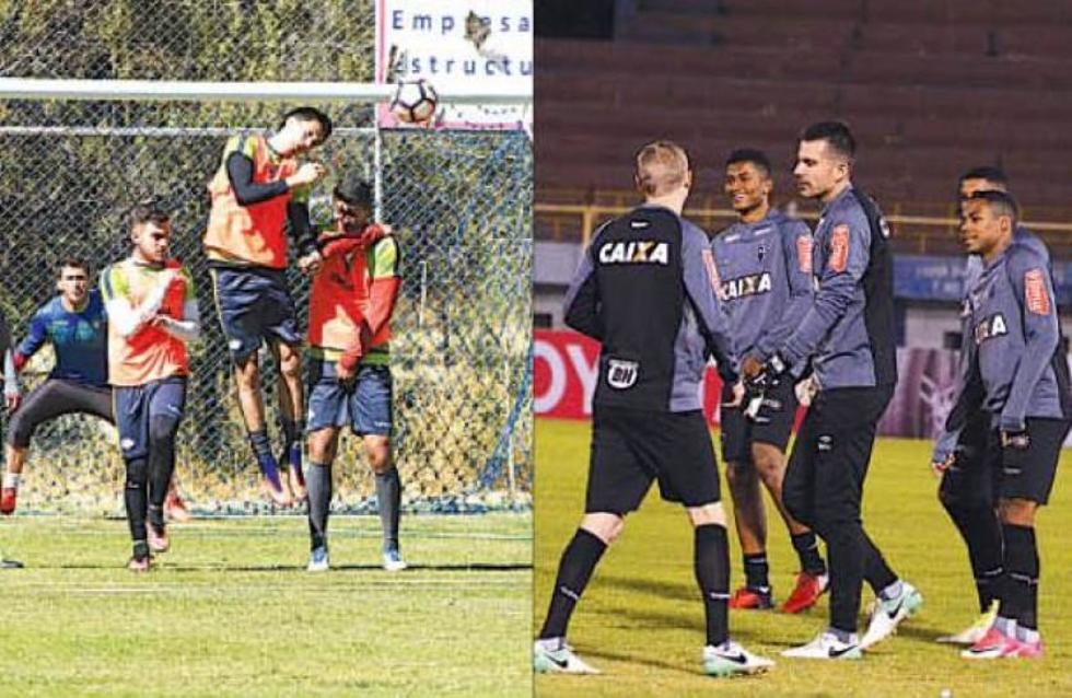 Wilstermann quiere ganar al Atlético Mineiro en Libertadores