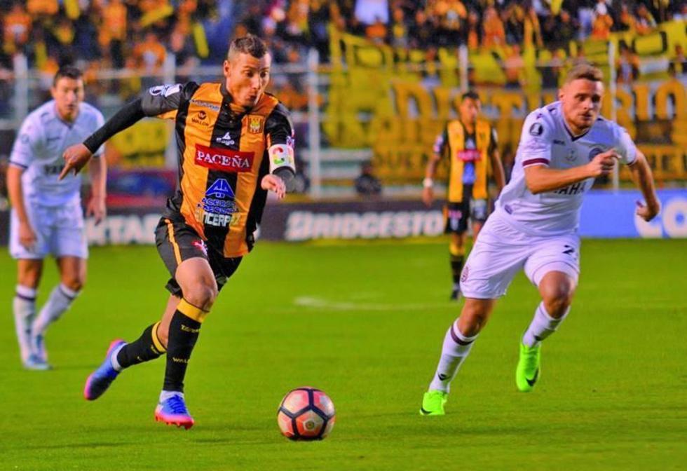 El Tigre se queda con un empate ante Lanus en su casa