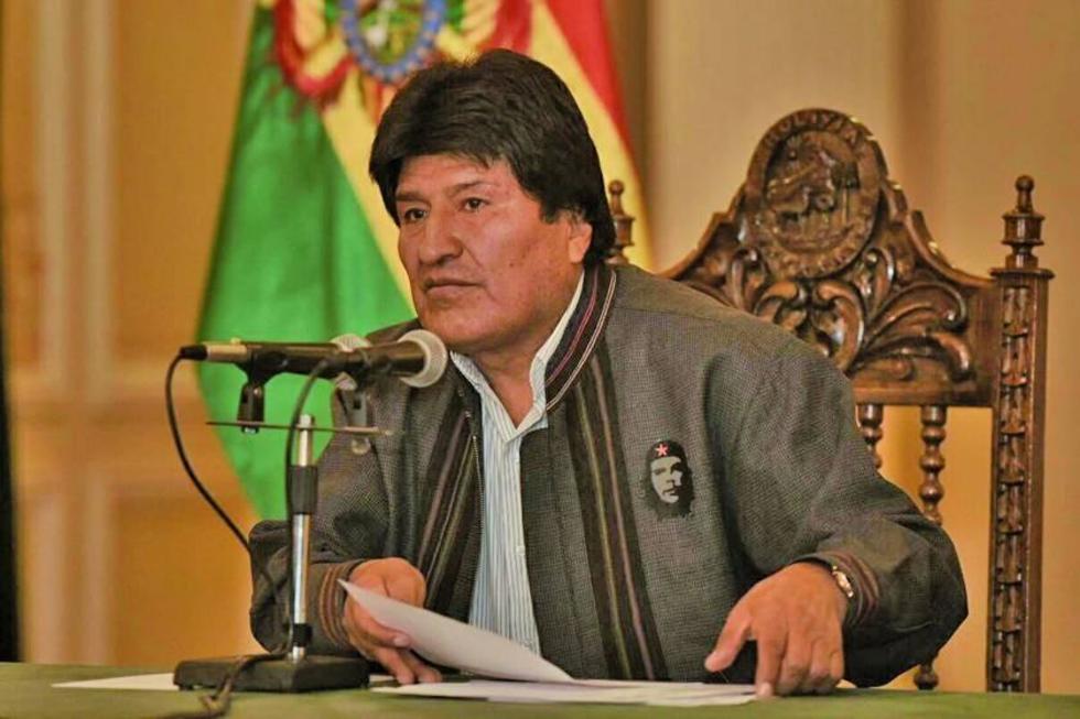 El presidente de Bolivia, Evo Morales Ayma, afirmó ayer que no tomará el camino de la venganza.