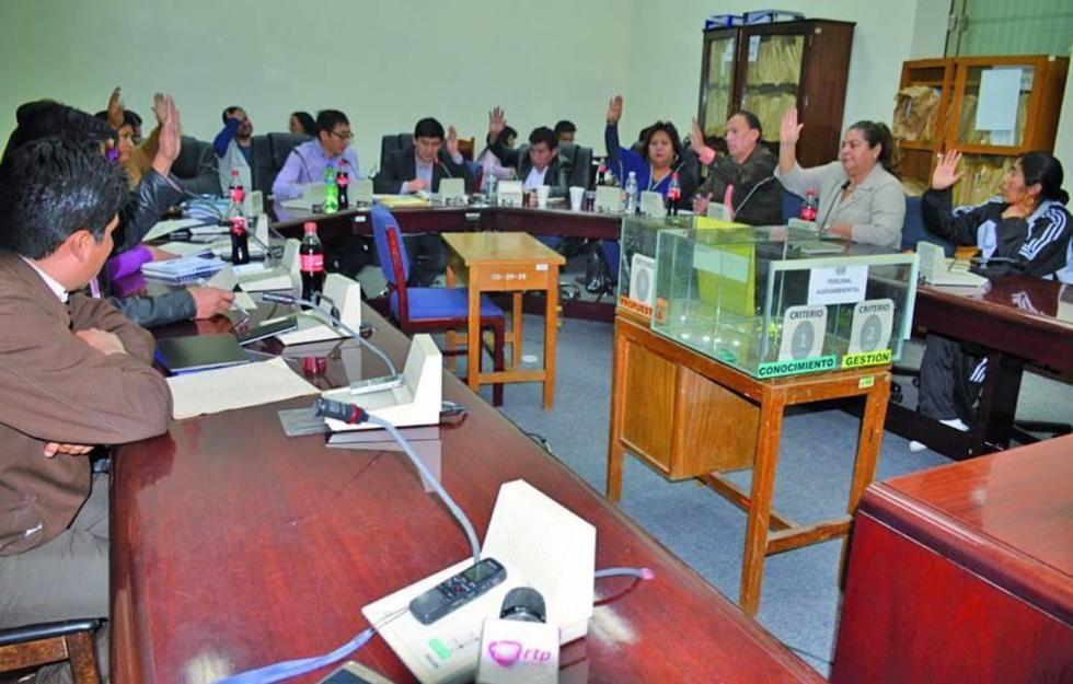 La Comisión Mixta aprobó ayer por unanimidad el informe final.