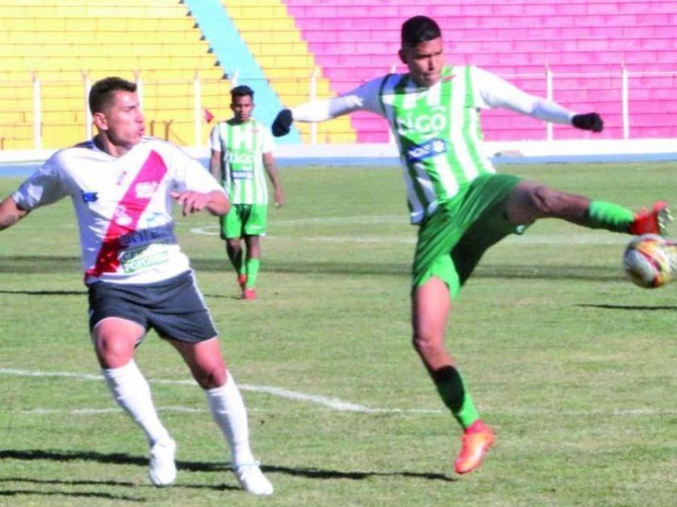 Nacional Potosí gana la primera semifinal de las reservas