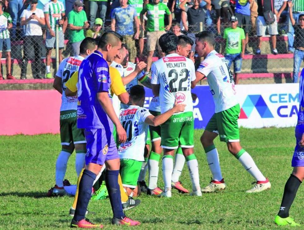 Real Potosí pierde en su debut en el torneo Clausura