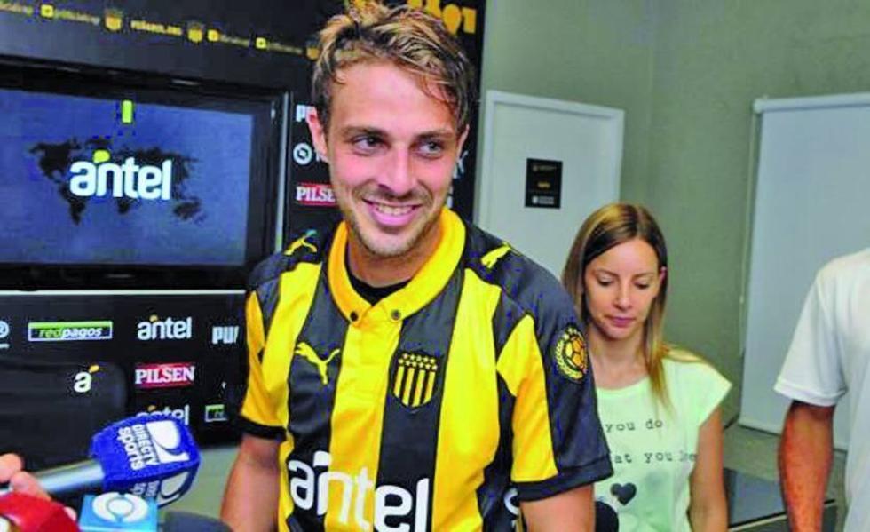Maxi Rodríguez se suma a Peñarol