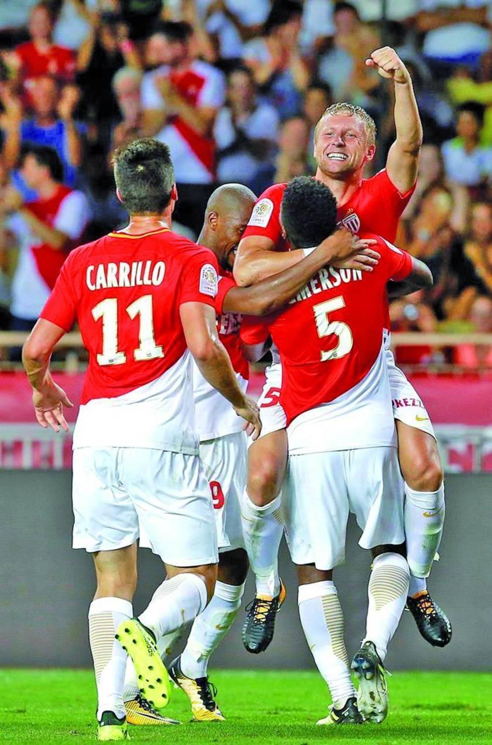 Mónaco inicia defensa de título con triunfo