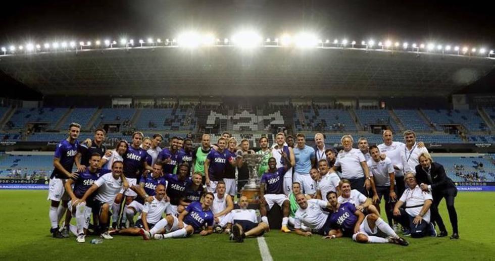 Lazio conquista el Trofeo Costa del Sol