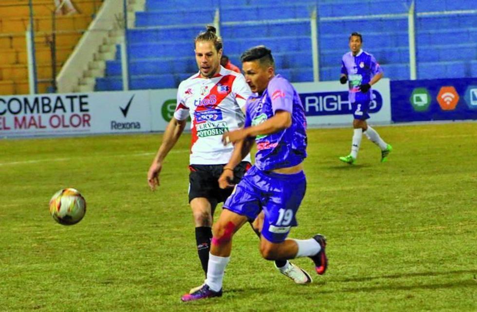 Real y Nacional Potosí pretenden ganar puntos en el clásico de hoy