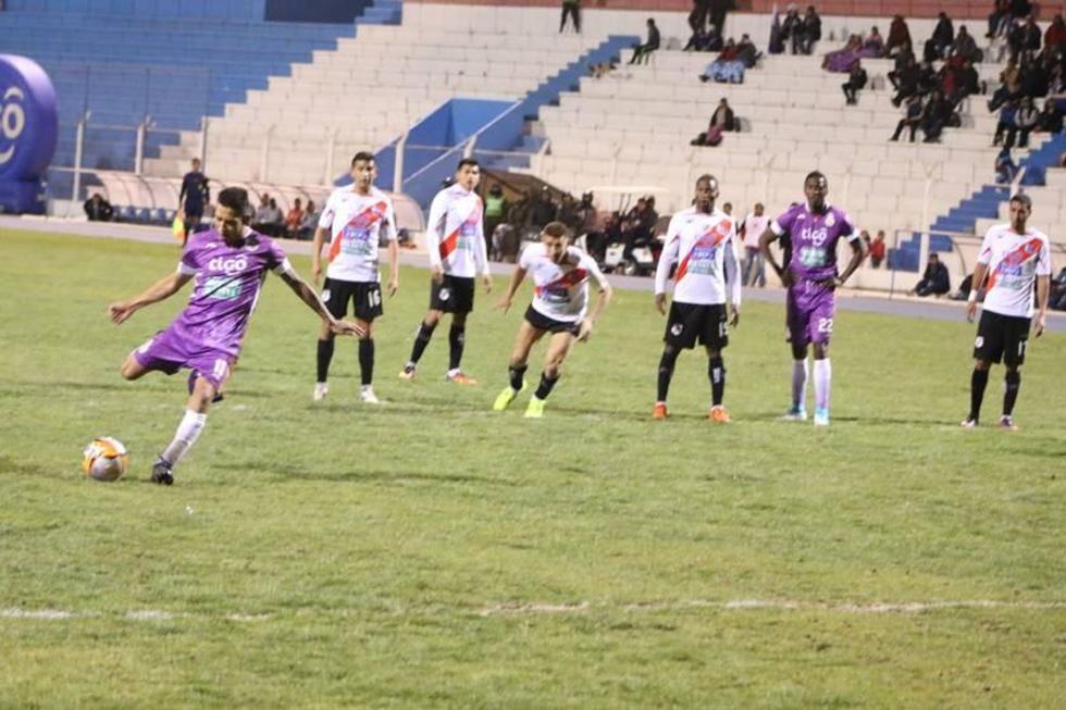 Real Potosí suma tres puntos ante Nacional en el clásico