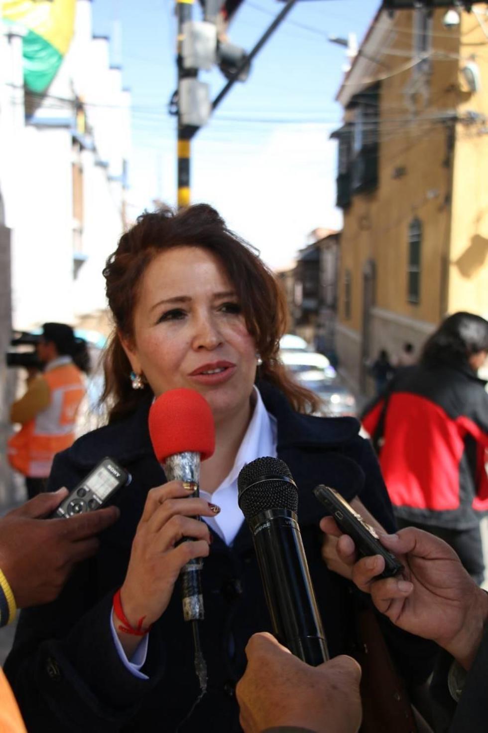Silvia Calvo, responsable de la Defensorías de la Niñez y Adolescencia.