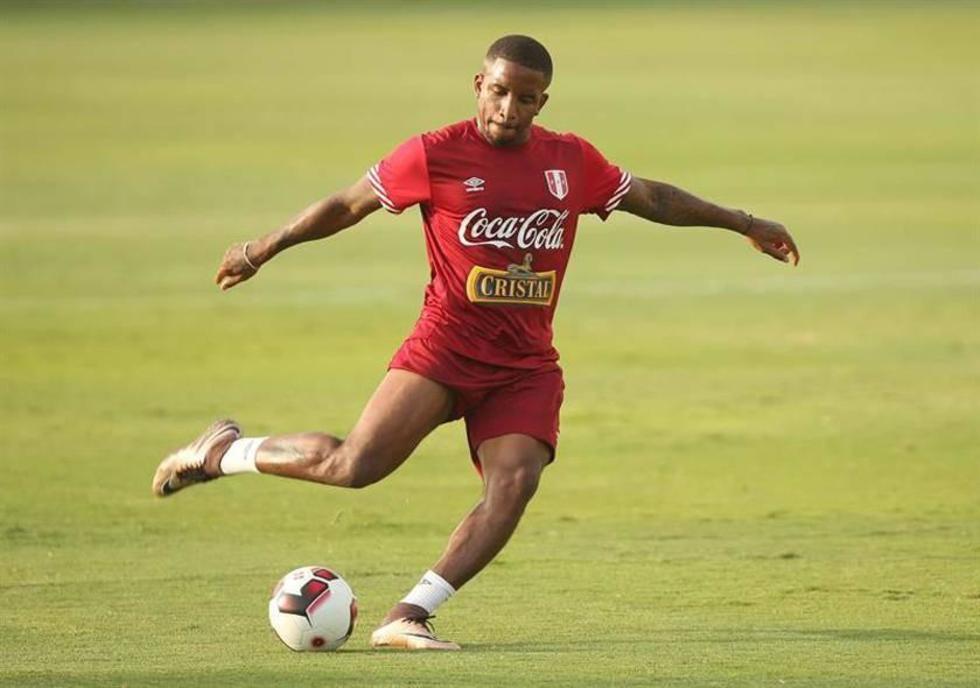 Farfán vuelve a la selección peruana