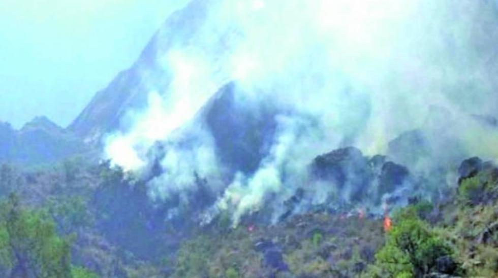 Ayer los bomberos del SAR y el equipo Brasschaat, apagaron los puntos de quema en Turumayo y Lazareto.
