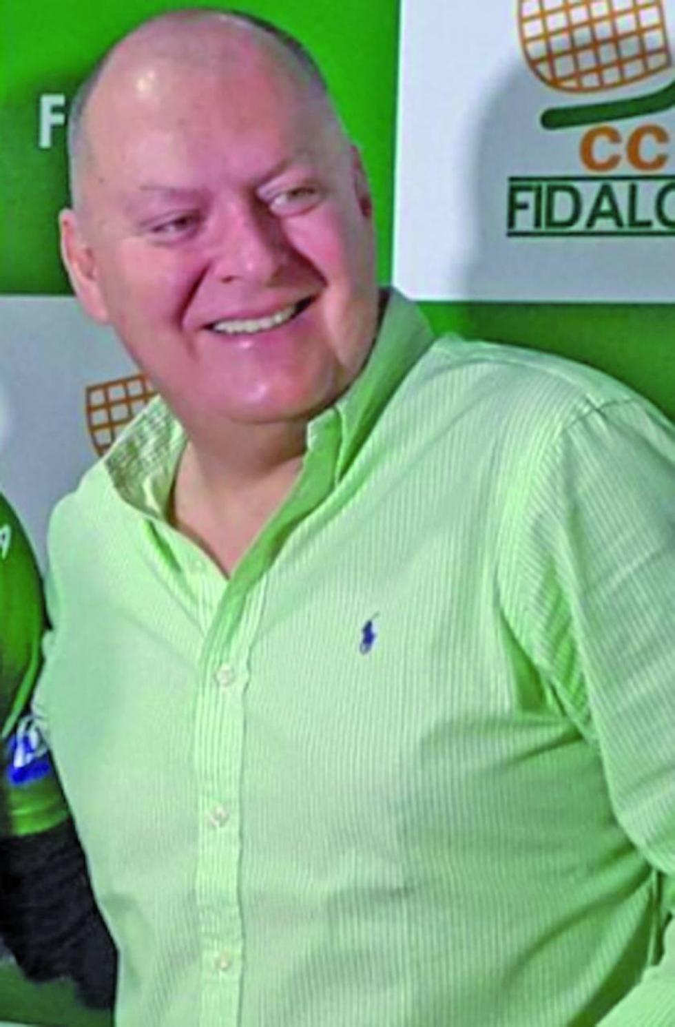 Carlos Ribera preside interinamente el fútbol profesional boliviano