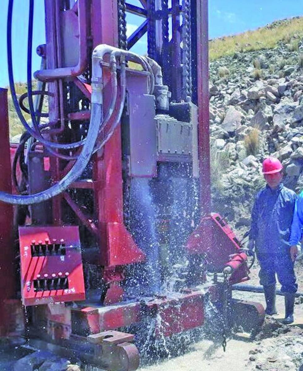 Perforación de pozos es una prioridad para frenar la crisis del agua