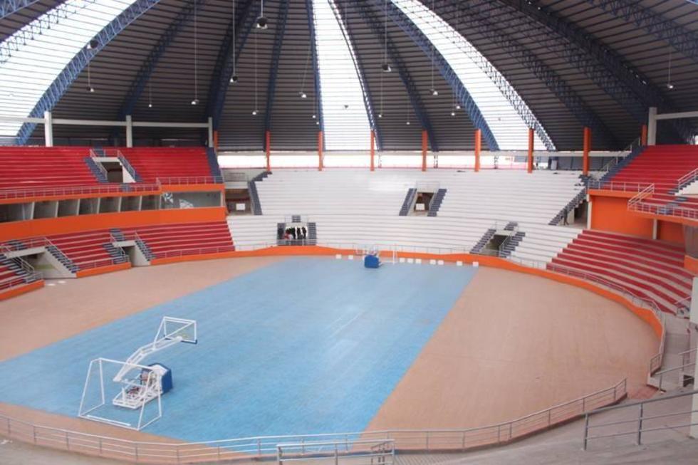 Garantizan las mejoras en el Coliseo para la Sudamericana