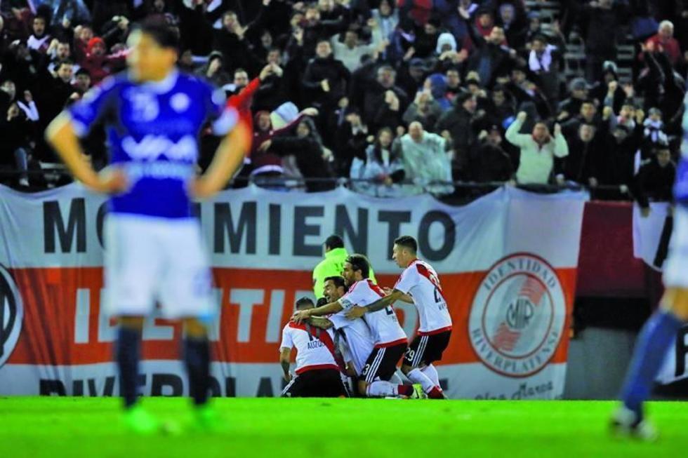 River humilla a Wilster en partido de vuelta de Libertadores