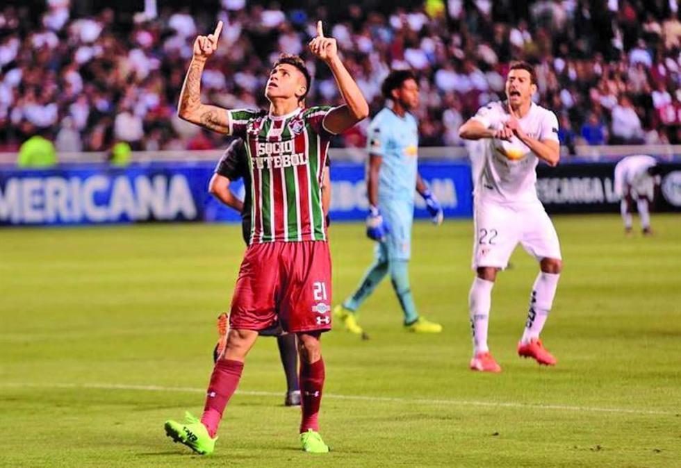 Fluminense se mete en cuartos de final