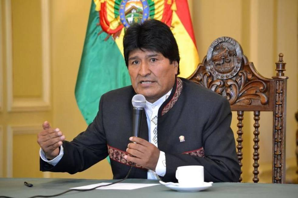 Morales recuerda la tragedia de The Strongest