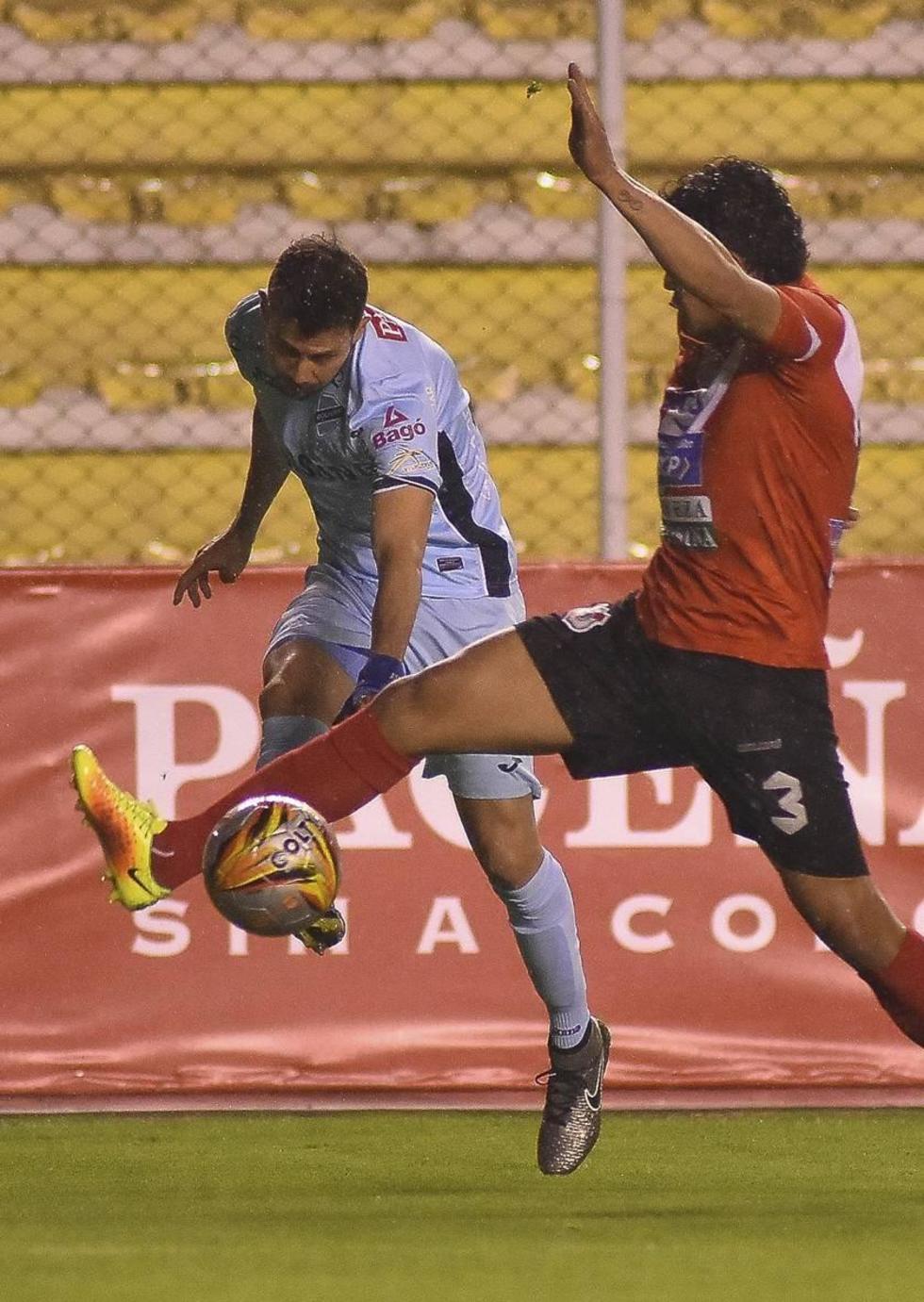 Nacional Potosí no hace pie en el torneo y pierde con Bolívar