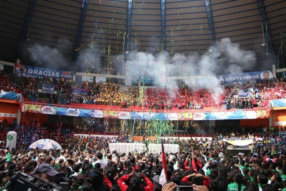 La clausura del campeonato contará con la presencia del presidente Evo Morales
