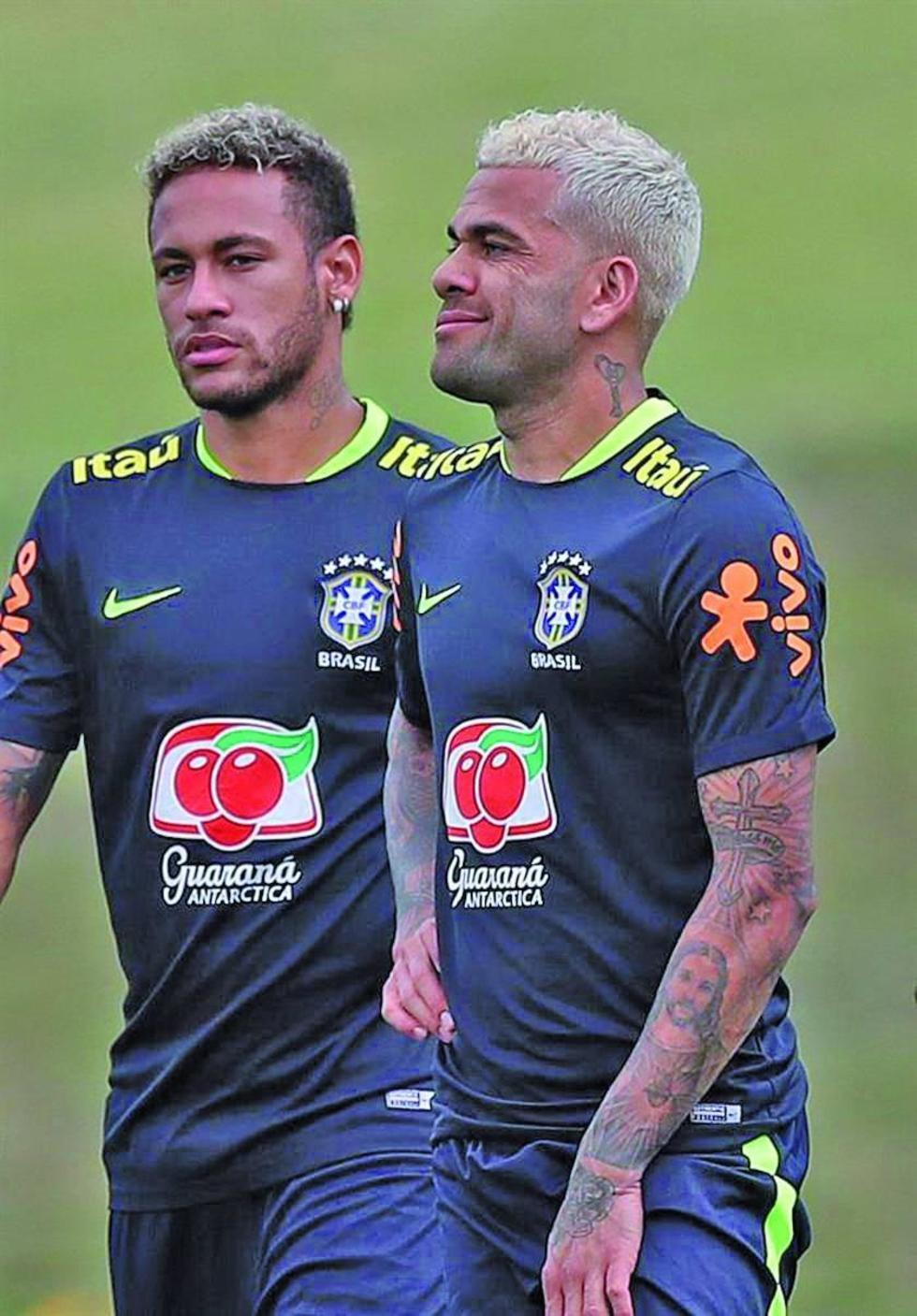 Brasil llegará a La Paz con Neymar a la cabeza