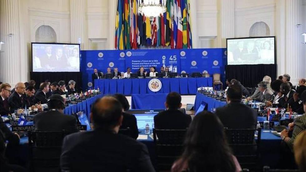 OEA advierte riesgo de violentar la democracia con recurso del MAS
