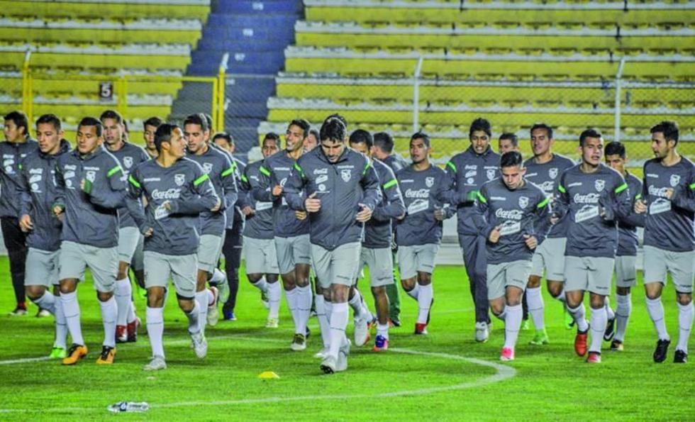 Bolivia se despide de clasificatoria enfrentando a Uruguay
