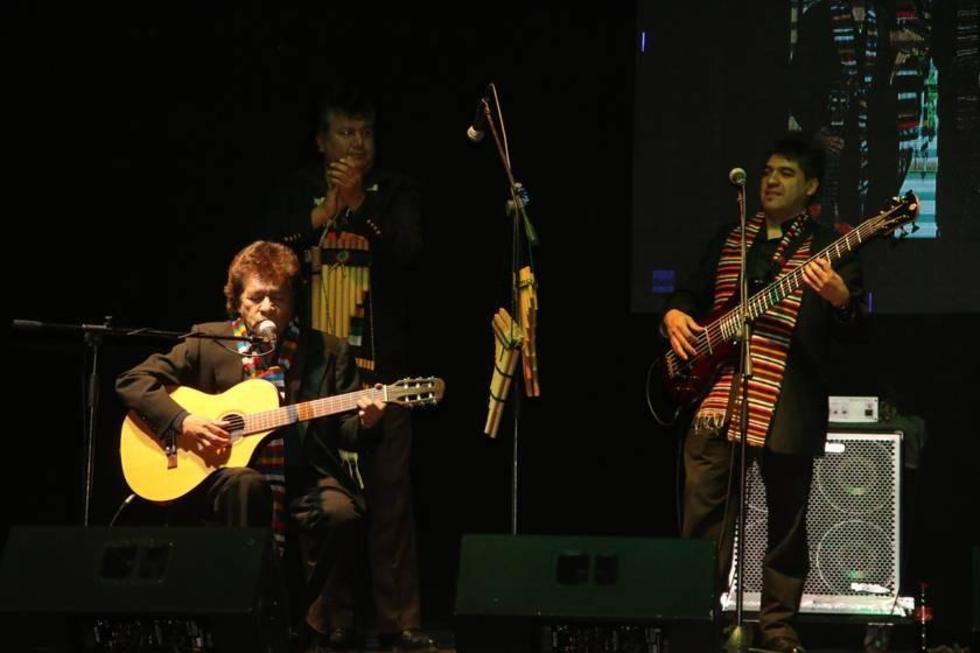 Savia Andina rinde su homenaje a Potosí