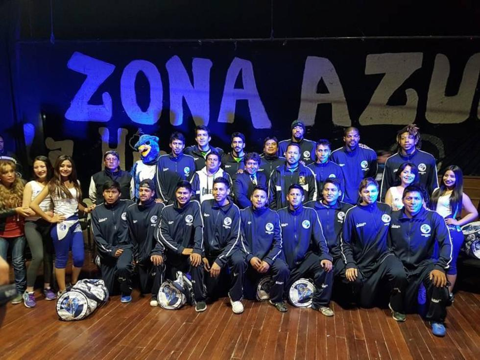 Este es el equipo completo que desde hoy buscará una plaza a la siguente fase del torneo continental de baloncesto.