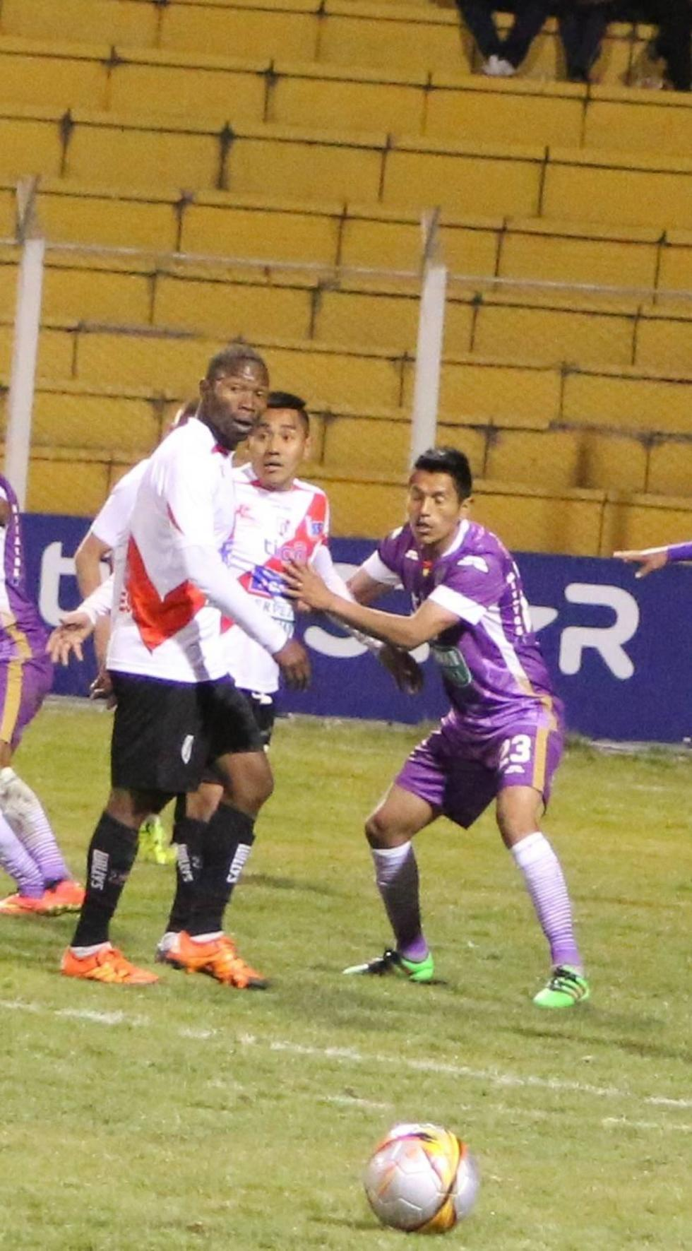Real y Nacional Potosí ultiman detalles para el clásico regional