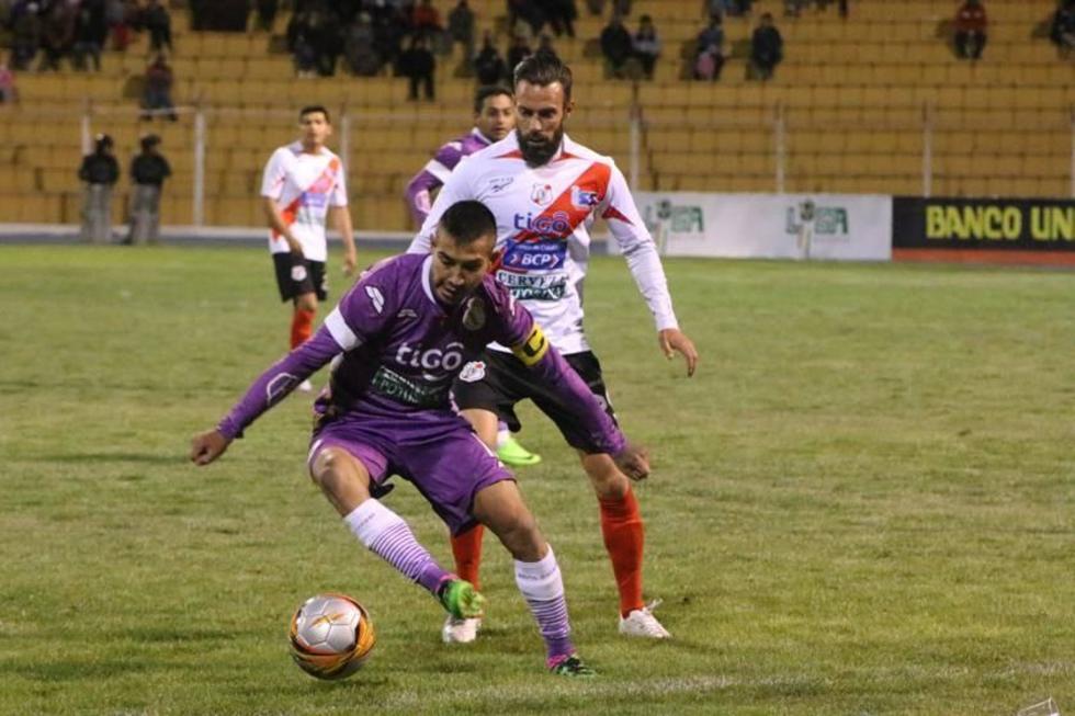 Real Potosí gana clásico y sube en la tabla de posiciones