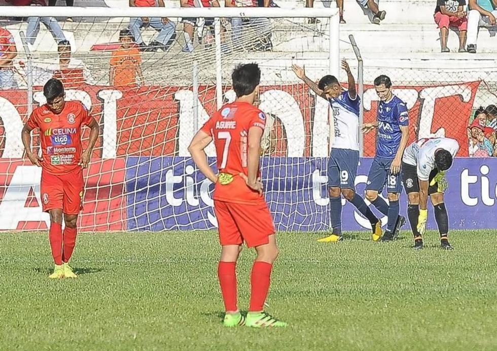 Guabirá pierde por lo mínimo ante Wilstermann
