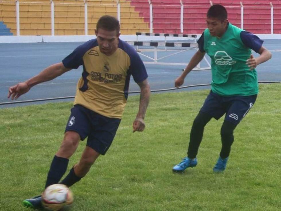 Real Potosí no cederá puntos a Universitario en partido de hoy