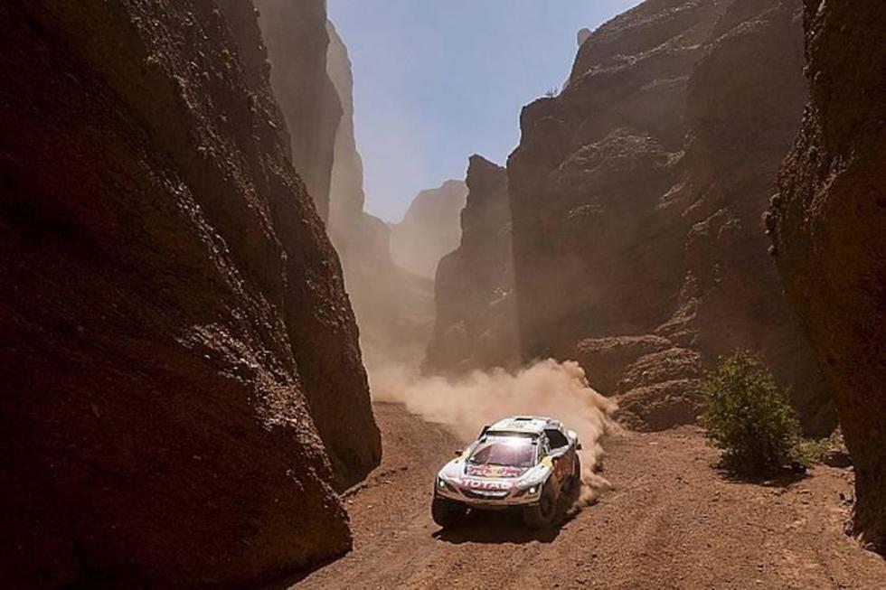El Dakar 2018 tendrá unos 320 vehículos en conpetencia