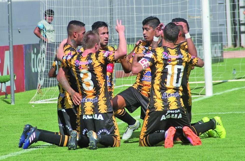 El Tigre es líder en el torneo de fútbol